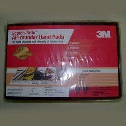 3m Scotch Brite Hand Pad 6inch X 9 Inch