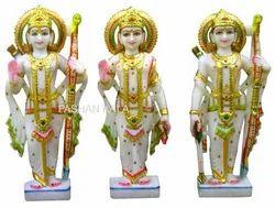 White Makrana Marble Ram Darbar