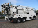 Mobile Sewer Cleaning Machine