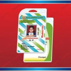 Pastic Id Card