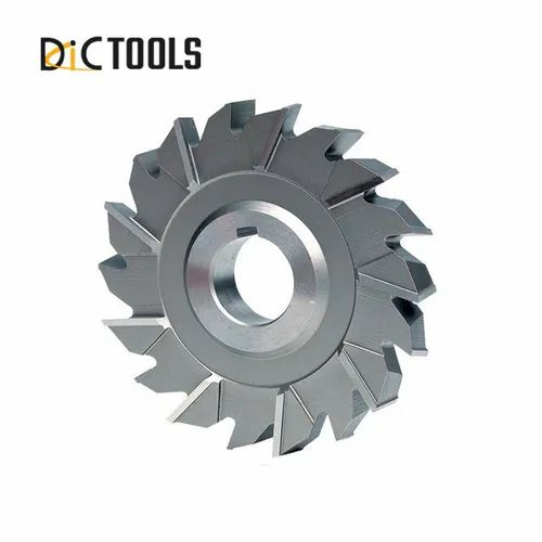 KR CUTTING TOOLS 2.3//4 X 1//2 X 1 X 60 X 20T HSS Double Angle Cutters