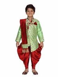 AJ Dezines Kids Sherwani Set for Boys