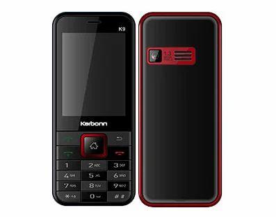Karbonn k9 mobile photos