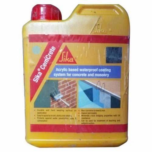 Sika Waterproofing Chemical