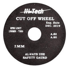 Hi-Tech Non Reinforced Cut Off Wheel
