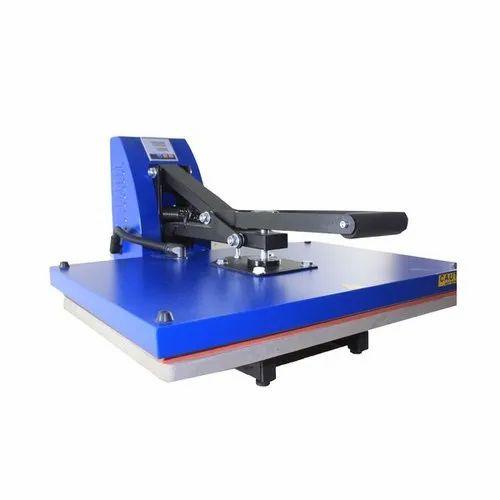 Semi-Automatic Okoboji Sublimation Heat Press HP III-A XY-004-3838