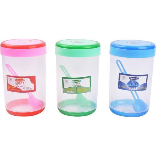 2500ml House Hold Plastic Storage Container at Rs 14 piece Khaana