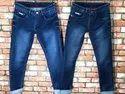 Comfort Fit Normal Wear Mens Denim Jeans, Machin Wash, Size: 30:32:32:34:34:36