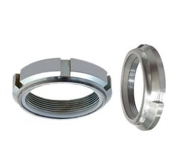 Steel Threaded LOCK NUT, Size: M10 To M200
