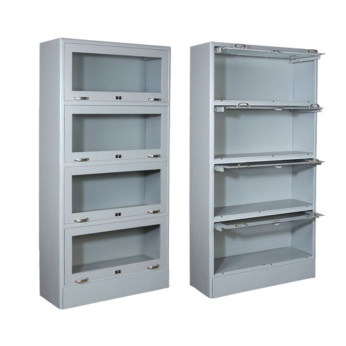 Gray Library Bookcase, Rs 5500 /piece, Rudra Steel