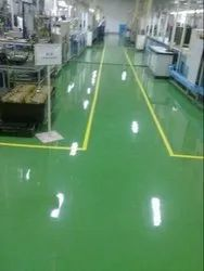 PU Floor Coating Service