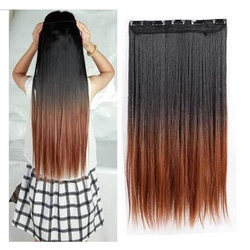Girls Colored Hair Extensions