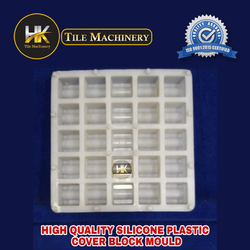 High Quality Silicon Plastic Cover Block Mould