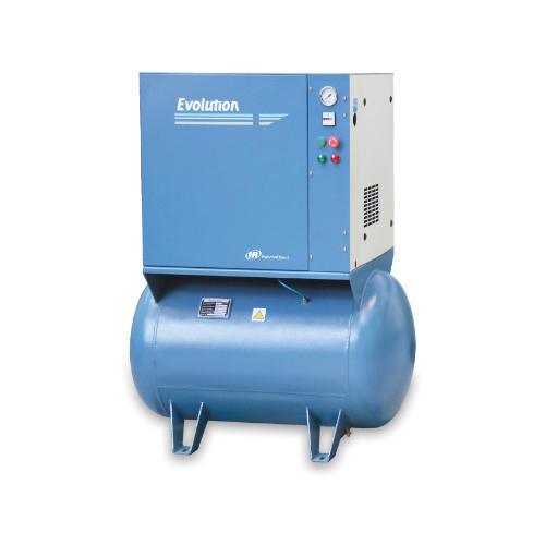 4-11 kW Evolution Rotary Screw Air Compressor
