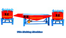Interlocking Tile Making Machine