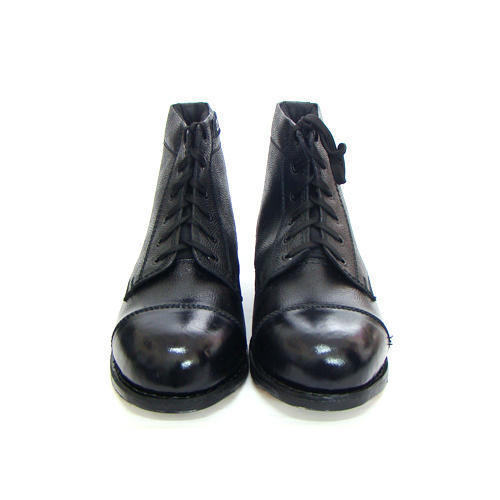 men leather army parade drill boots rs 1800 pair agra shoe mart