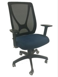 Black Executive High Back Office Mesh Chair