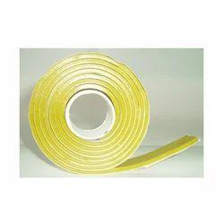 Vacuum Bagging Yellow Tacky Butyl Mastic Tape