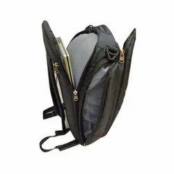 Waterproof Polyester Laptop Bag, Capacity: 15-20 Kg