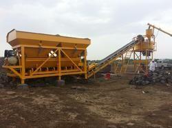 Construction Ready Mixed Concrete Plant