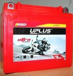 UPLUS Motorcycle  Battery UT7D-4  (7LB)