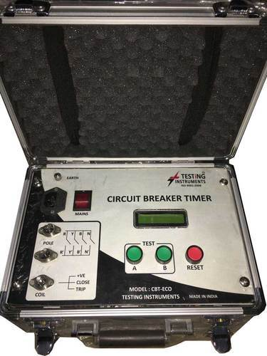 Testing Instruments - Transformer Test Bench Manufacturer from Surat