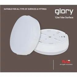12/16 Watt Glory Surface Housing