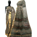 Ladies Cotton Saree, Length: 6.3 M