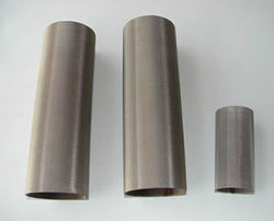 Multimesh Cylindrical Filters