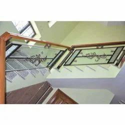 Iron Stair Railings