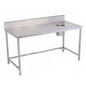 Ss Rectangular Kitchen Table
