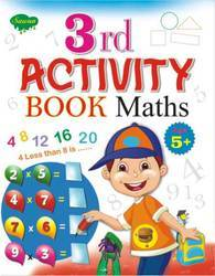 3rd Activity Maths Book