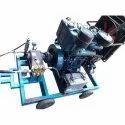 Engine Driven Hydro Test Pump