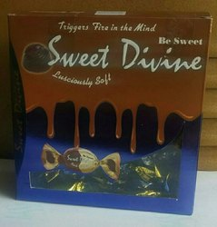 Sweet Divine Brown Assorted Chocolate, Box Capacity: 1-5 Kg, Packaging Type: Box Pack