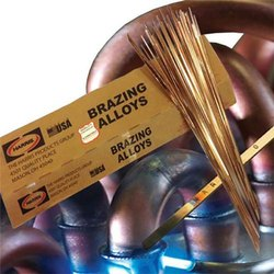 Copper to copper Harris Brazing Rods, 62 units approx, Size: 5 mm