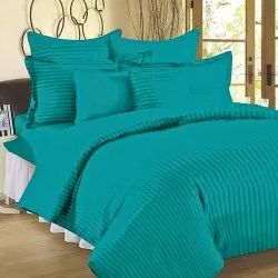 Stripe Satin Duvet Cover
