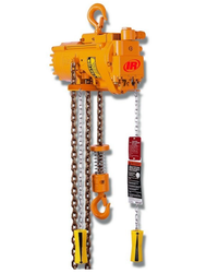 Yellow Chain Pulley Block, Capacity: 1 ton