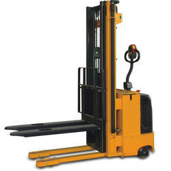 AC Power Adjustable Fork Stacker