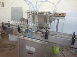 Fruit JuiceFilling Machine