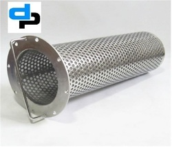 Basket Oil Filter Element From Oil Filter
