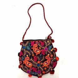 Party Wear Handicraft Handbag