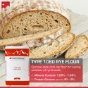 SwissBake German Dark Rye Bread Flour