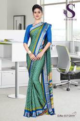 Fancy Italian Uniform Sarees