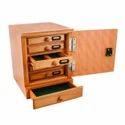 Wooden Slide Cabinet