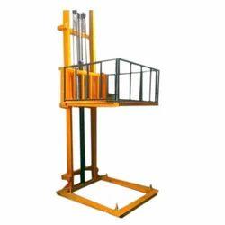 Hydraulic Lift Double Mast