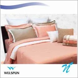 Multicolor 100% Cotton Welspun Hygro Bed Sheet, For Home, Size: 200