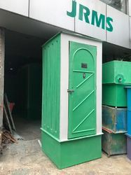 JBT03 Prefabricated Bio Toilet Cabin