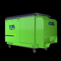 3 Kva - 5 Kva Diesel Portable Generator Set