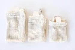 Reusable Organic Cotton Net Bag