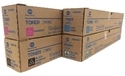 Konica Bizhub C224 Toner Cartridge CYMK Set